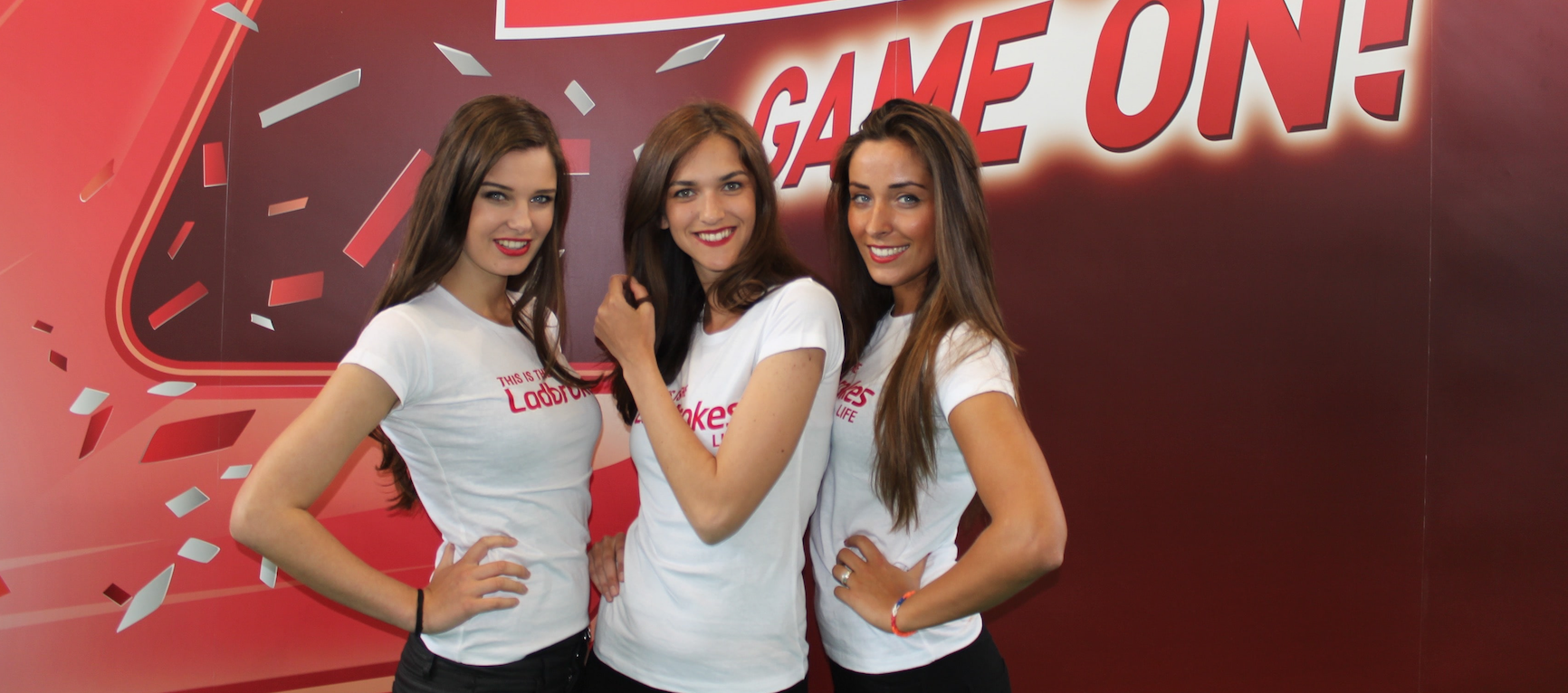 Promotional Models - experience staff