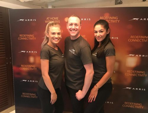 Exhibition Staff at Event City Manchester