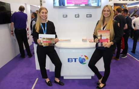 Manchester Exhibition Staff