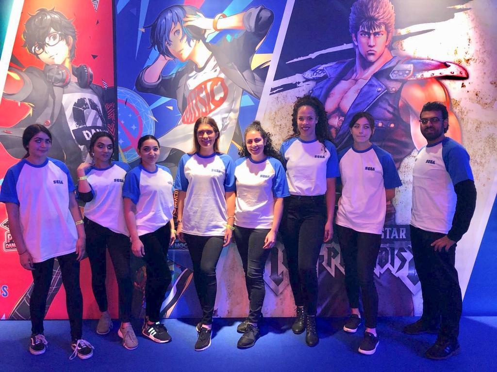 Birmingham Exhibition Staff