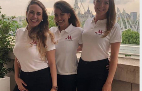 London Host and Hostesses