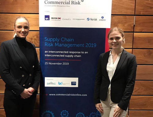 Conference Staff for Supply Chain Risk Management at etc Venues