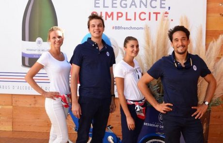Cannes Exhibition Staff