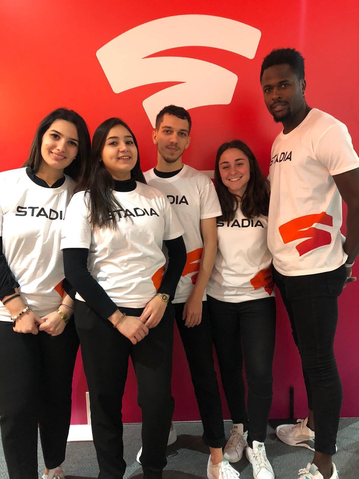 Paris Promo Staff