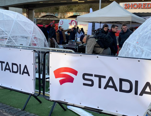 Promo Staff for Google Stadia at Boxpark Shoreditch London