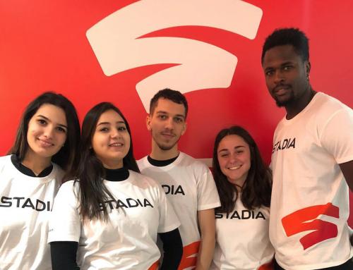 Promo Staff for Google Stadia Webedia Millenium Paris