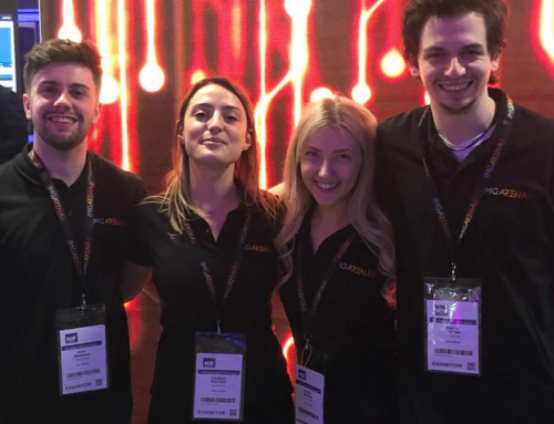 Event Staff for ICE Totally Gaming at ExCel London