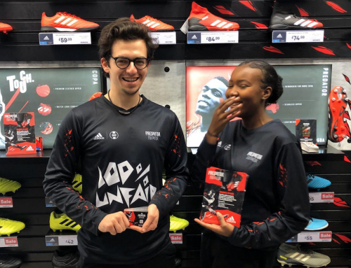 Promo Staff for Adidas in Sports Direct London Stores