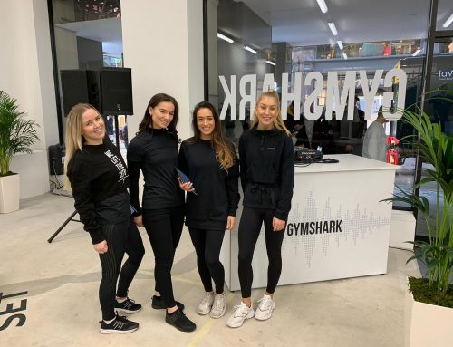 Retail Staff for Gymshark London Pop Up Store