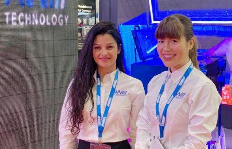 London Exhibition Staff