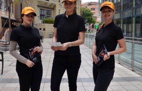 Street Marketing Staff