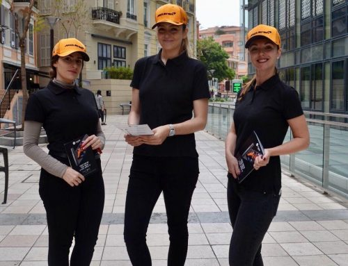 Event Staff for hire at the Monaco Grand Prix May 2020