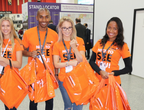 Event Staff to support a safe return to exhibitions