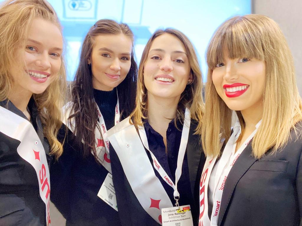 Event Staff The Luxury Property Show Olympia London