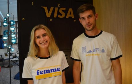 Paris Event Staff
