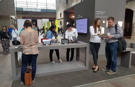 Event Staff Agency for DroidCon at Messe Berlin Germany