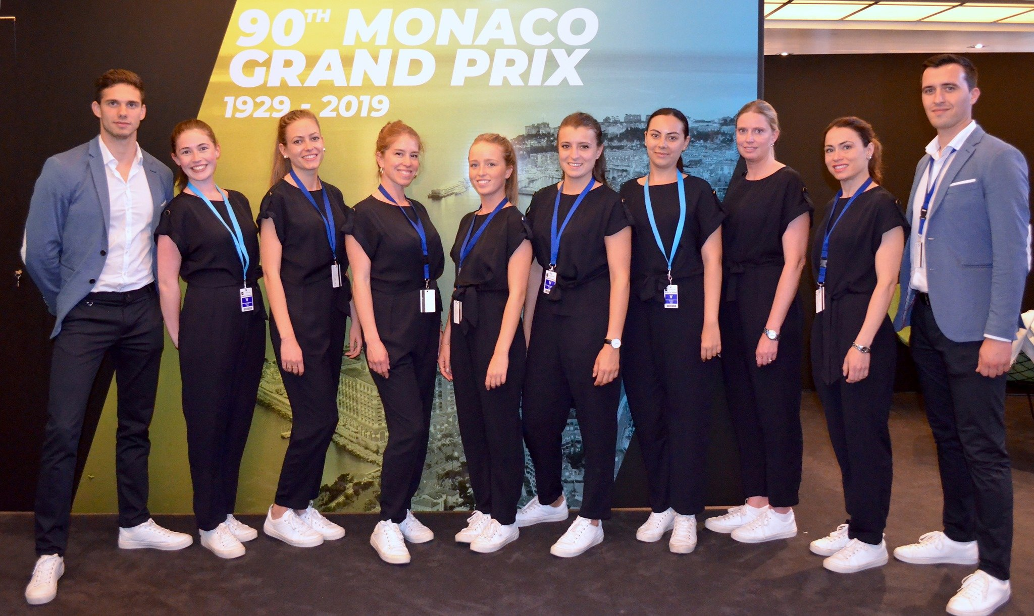 Event Staff Agency for the Monaco Grand Prix
