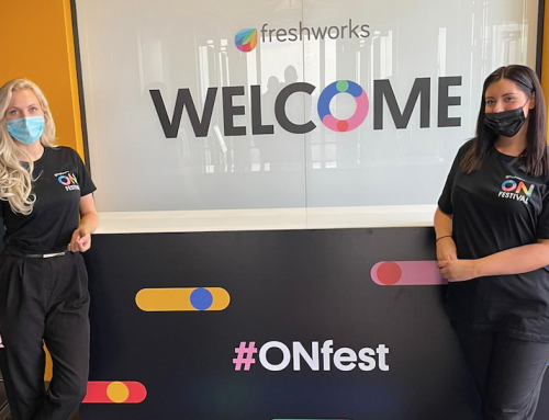 Event Staff for Freshworks On Festival London, Amsterdam and Paris
